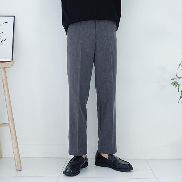 Man 와이드 슬랙스 (2color) #575
