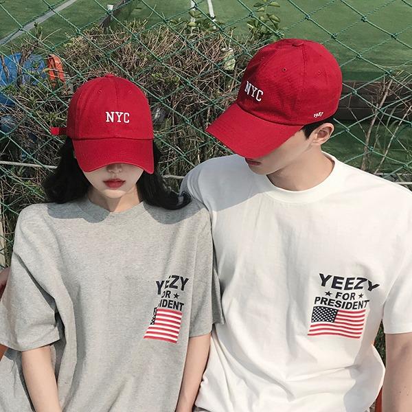 THEXXXY - 더엑스, 1987刺繡 Cap (5color) #462