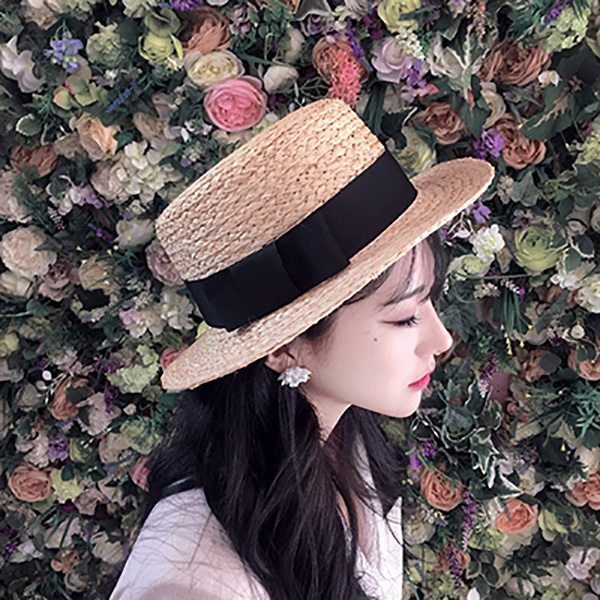 Summer Ribbon 플로피 - hat #221