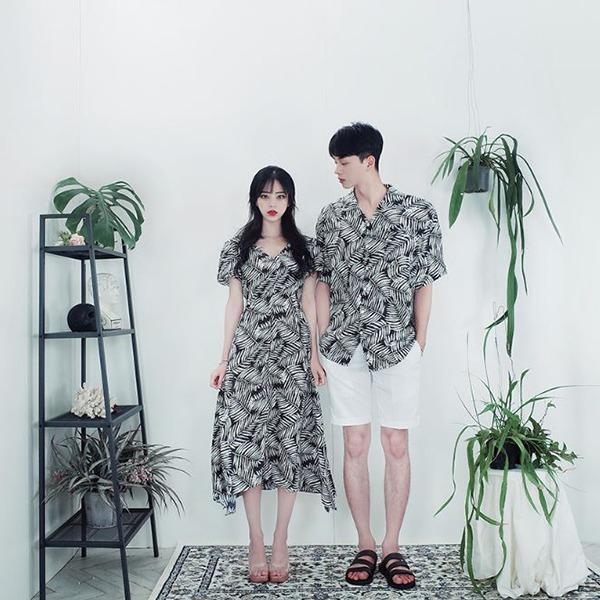 THEXXXY - 더엑스, Leaf Vacance Similar - SET #293