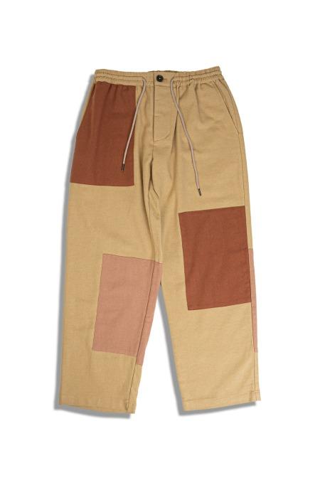 DARENIMO[다레니모]Patchwork Pants