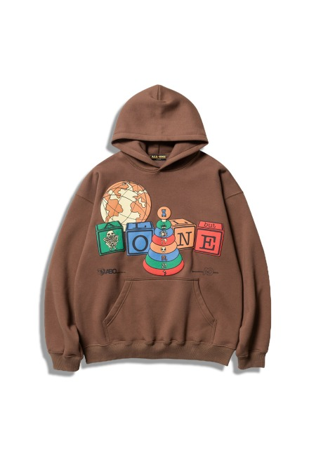 All But One[올벗원]ABO Play Hoodie