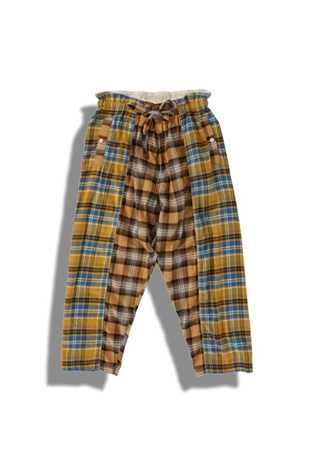 THE NERDYS[너디즈]FLANNEL Check Clasical Pants