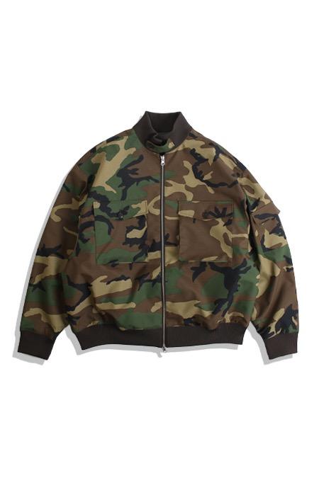 DARENIMO[다레니모]USN Web Jacket