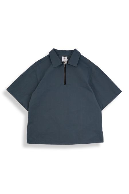 DARENIMO[다레니모]Half Zip Shirt