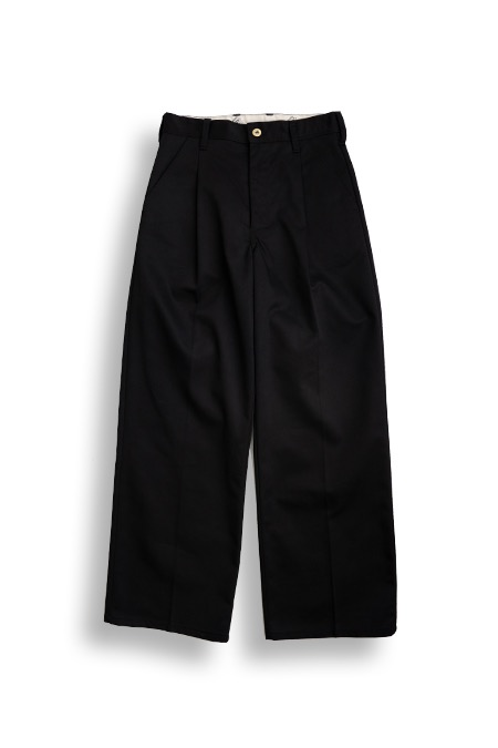 UNIVERSAL OVERALL[유니버셜오버롤]Womens Wide Pants