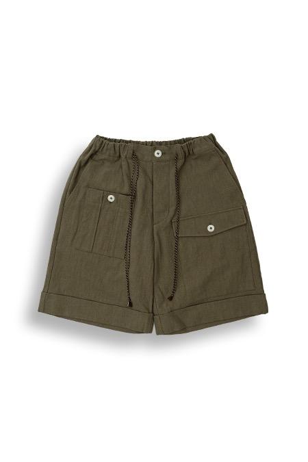 DARENIMO[다레니모]British Army Easy Half Pants