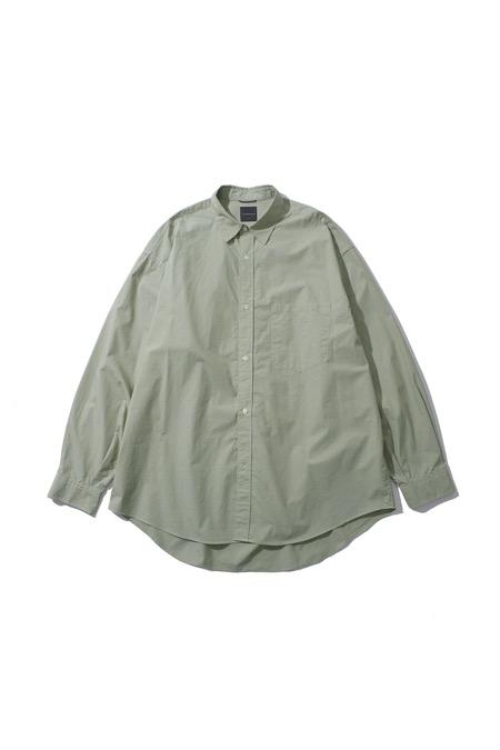MOIF[모이프]Uniform shirt