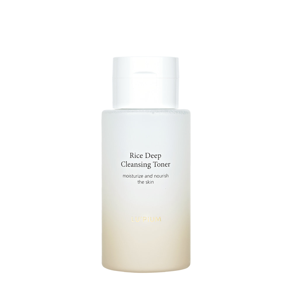 Rice deep cleansing toner라이스 딥클렌징 토너