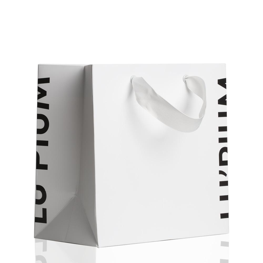 Lupium NEW shopping bag루피움 NEW 쇼핑백