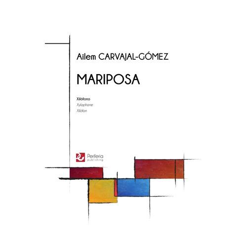 카르바할 고메즈 - Mariposa for Xylophone