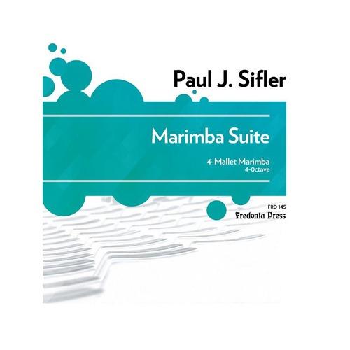 시플러 - Marimba Suite for Marimba (4 Mallets)