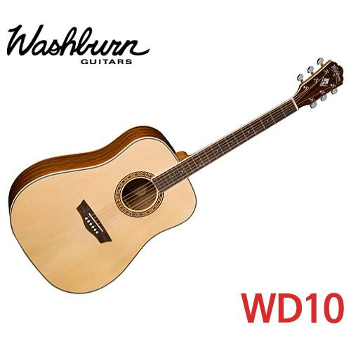워시번 헤리티지 시리즈 어쿠스틱 기타 WD10 - 기타렌탈, 기타대여