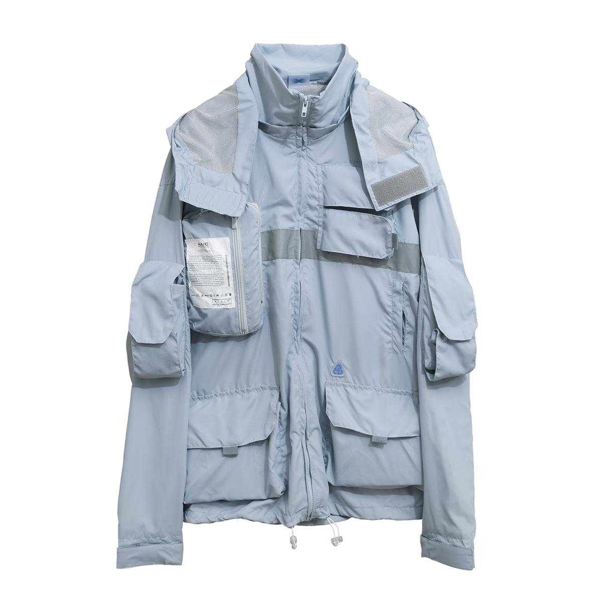 0.20 Smock Jacket (sky blue)