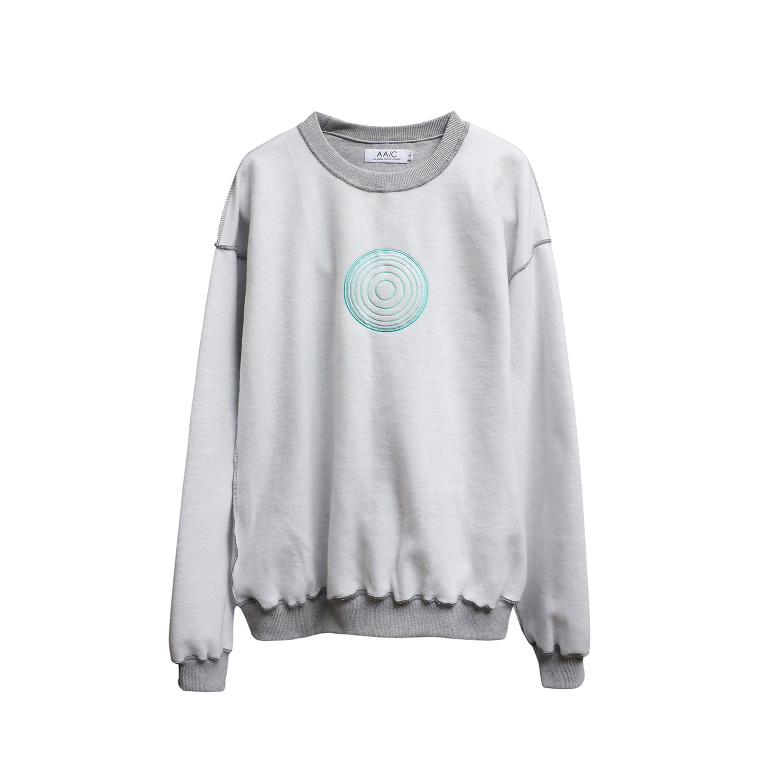 S.S.C Reversible Sweatshirt (gray)