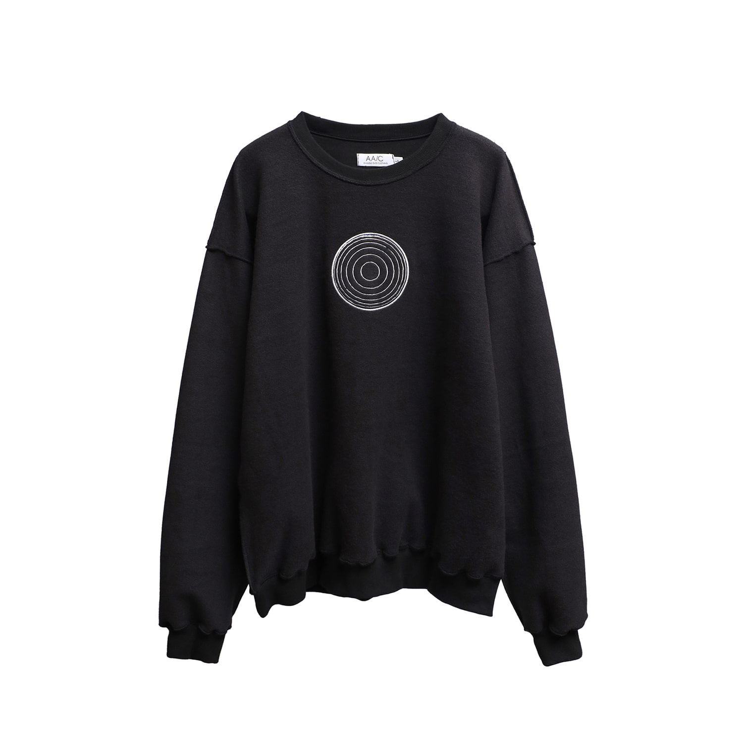 S.S.C Reversible Sweatshirt (black)