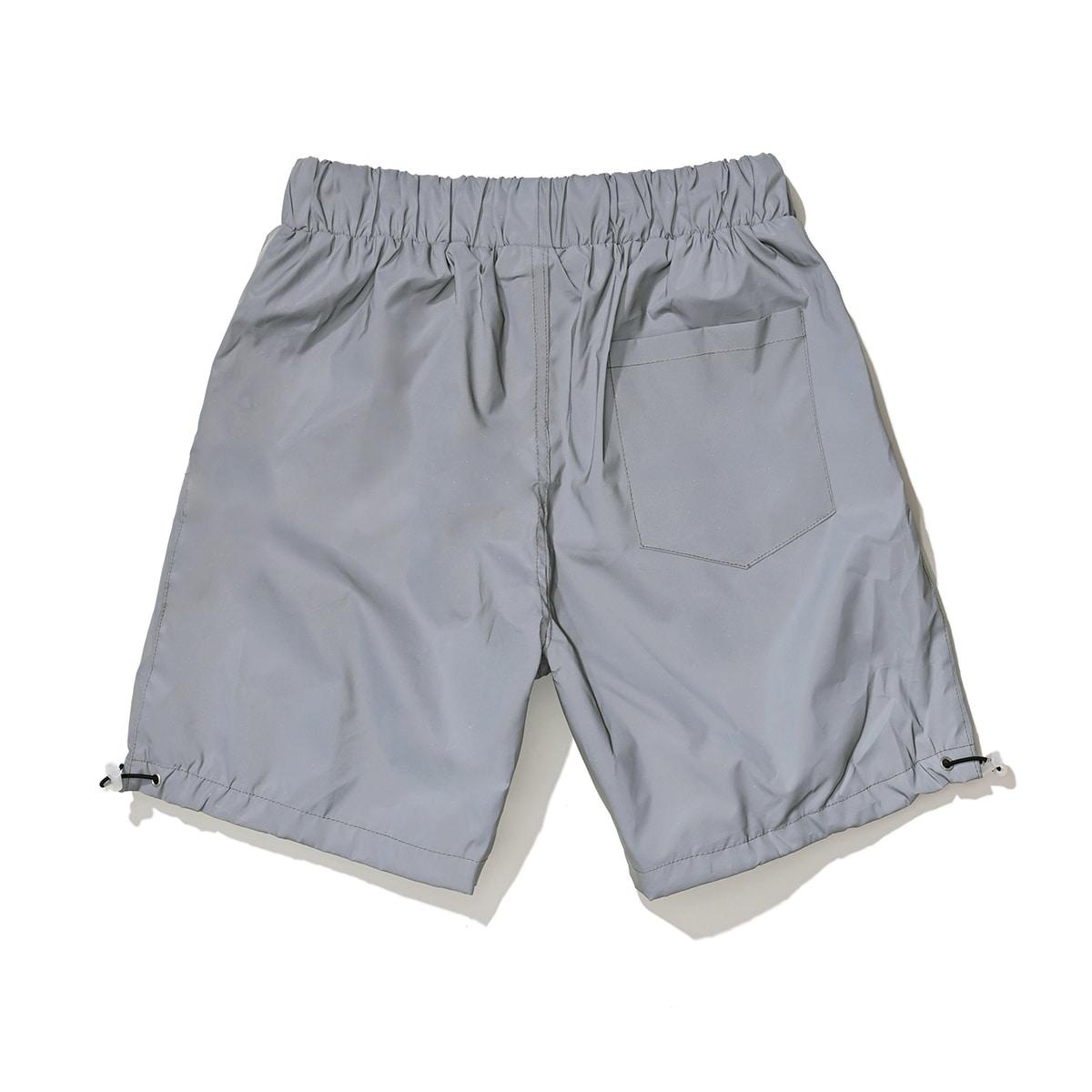 3M Reflective String Shorts (gray)