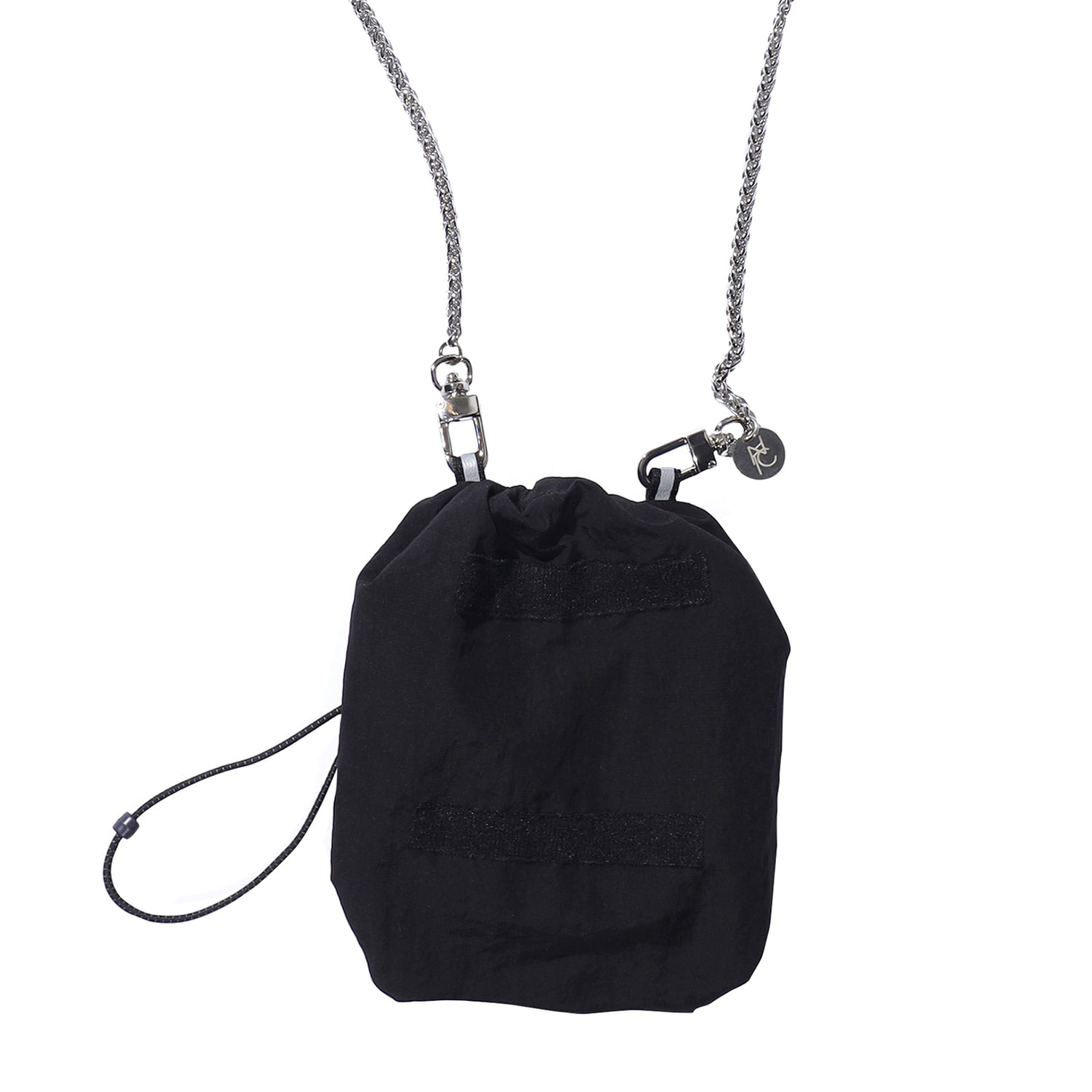 SYMBOL LOGO String Bag (black)