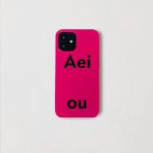 Aeiou Phone case Dragon Fruit