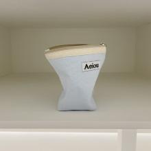 Aeiou Basic Pouch (M size)  Alpine snow mountain
