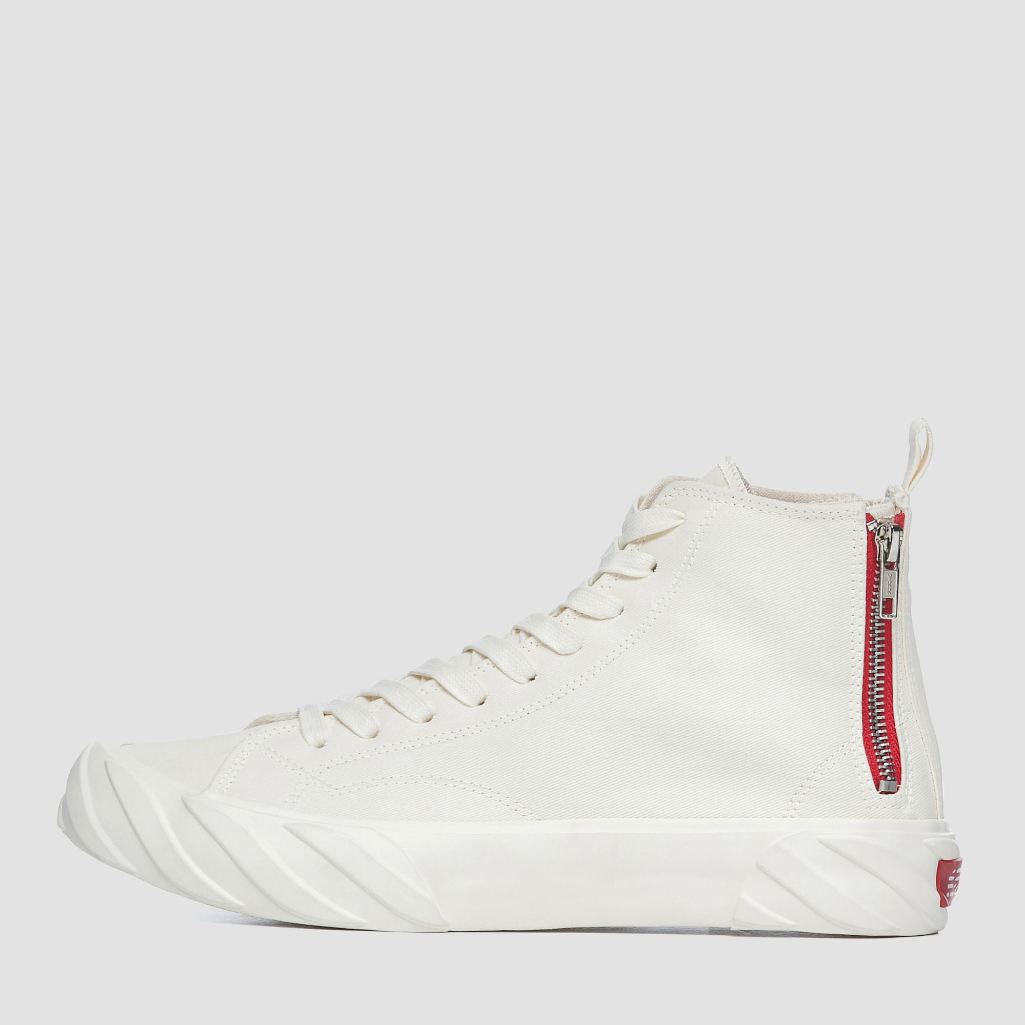 AGE TOP SNEAKERS WHITE/RED