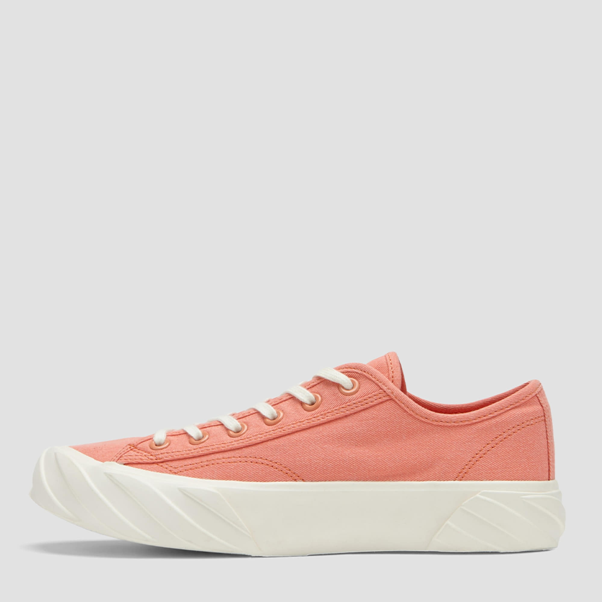 AGE CUT SNEAKERS CORAL
