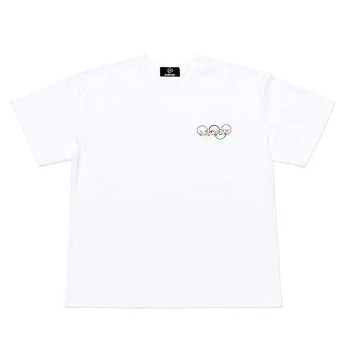 도쿄올림픽 에디션 티셔츠 (WHITE)