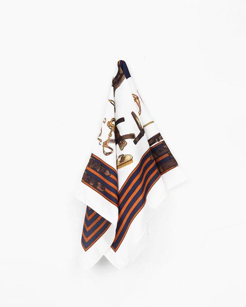 petit horse scarf