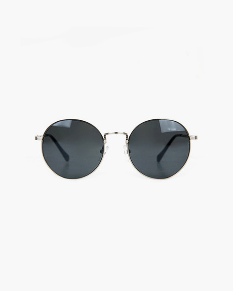 basic round sunglasses (2 colors)