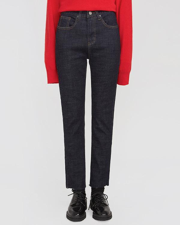 stitch point slim fit pants (s, m, l)