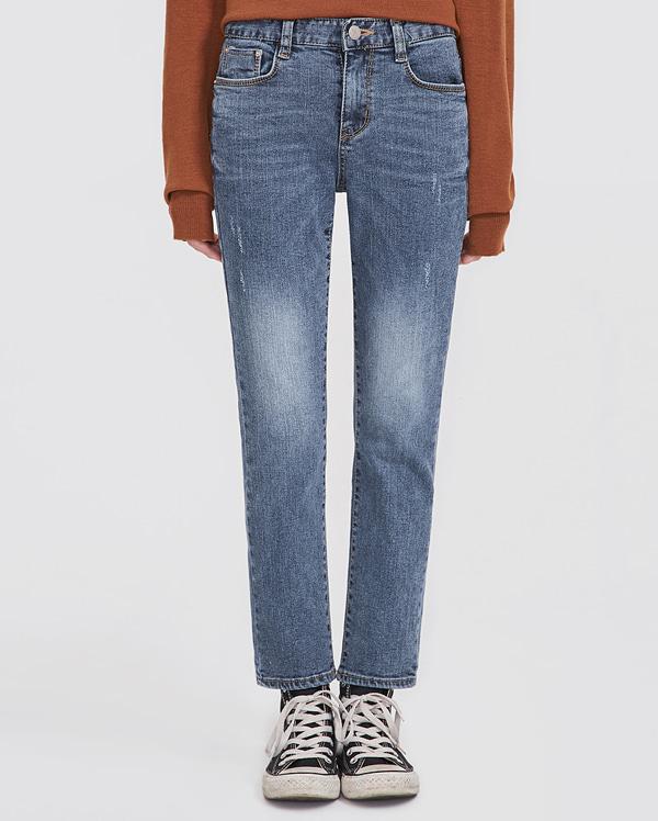paisley slim pants (s, m, l)