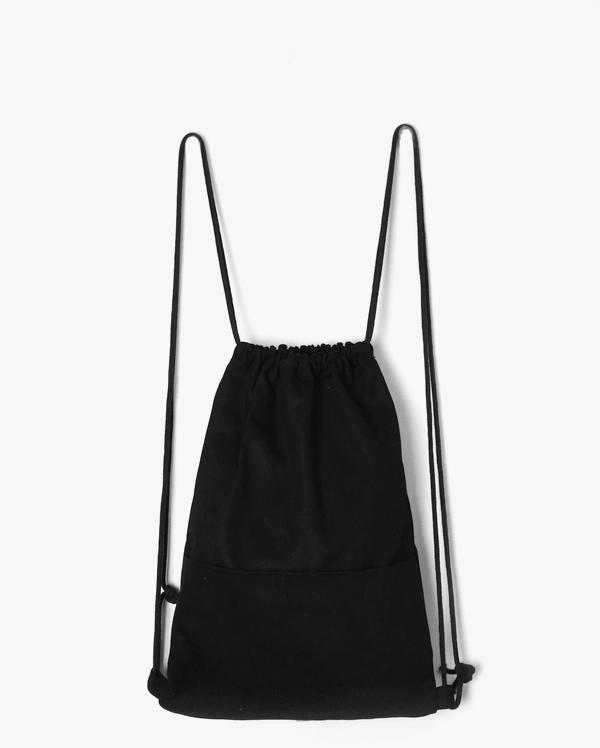 string cotton bag