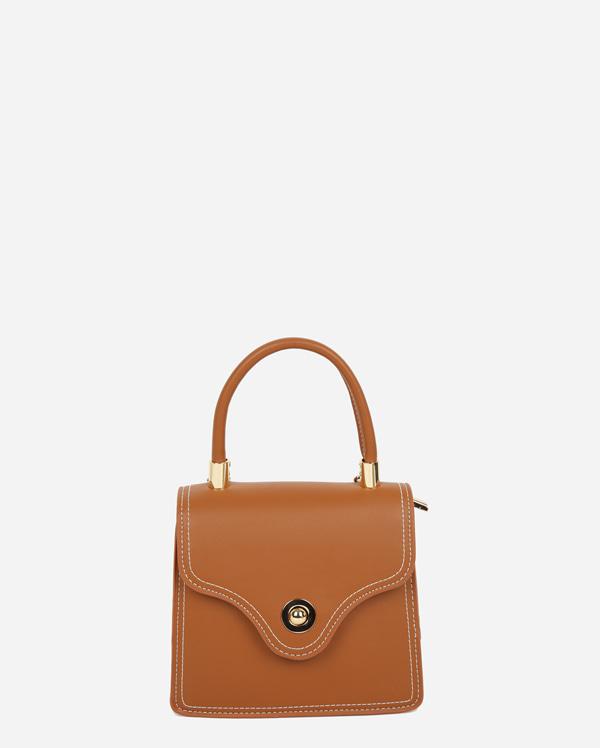 ramsay stitch mini bag