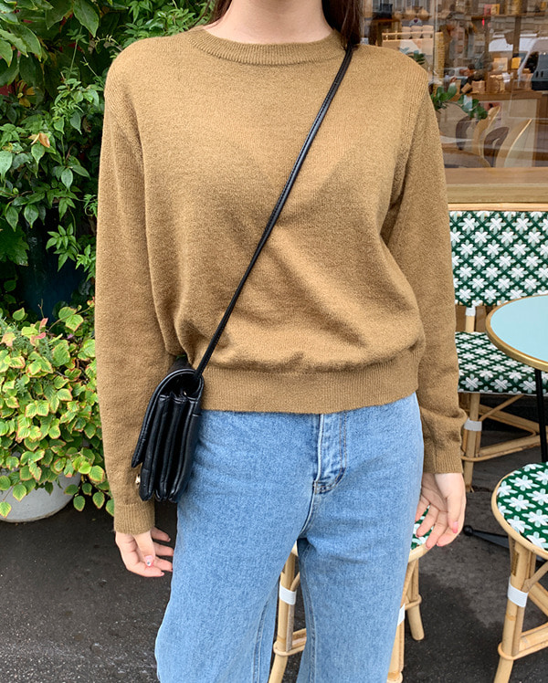 come softly wool knit