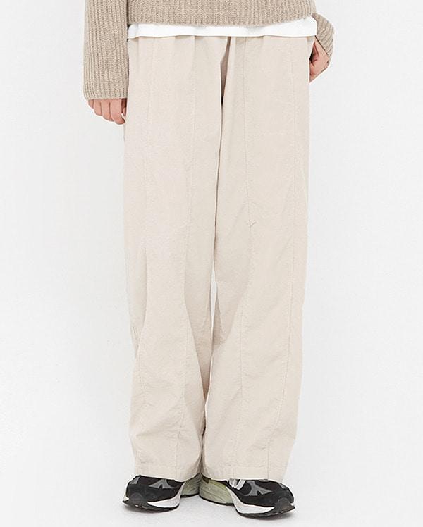 mild wide cotton pants