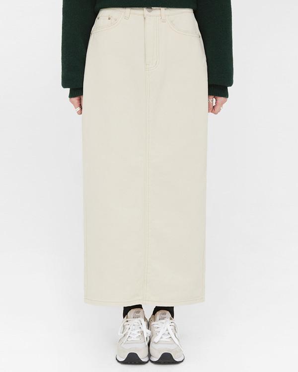 roco basic long skirt (s, m)