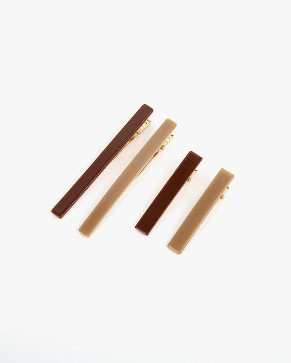 hit color set hair pin