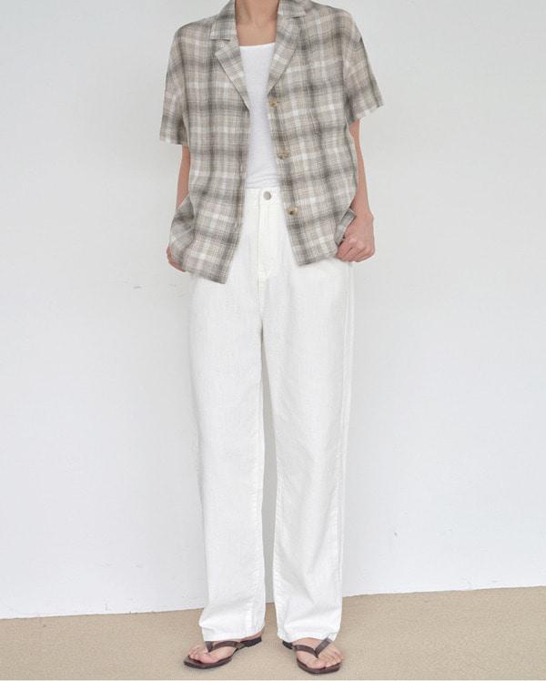 low summer cotton pants (s, m, l)