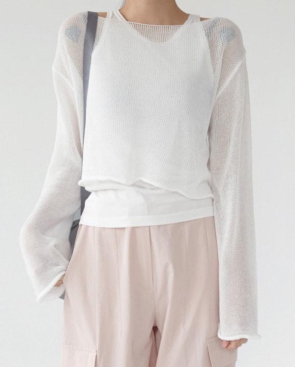 vine basic sleeveless