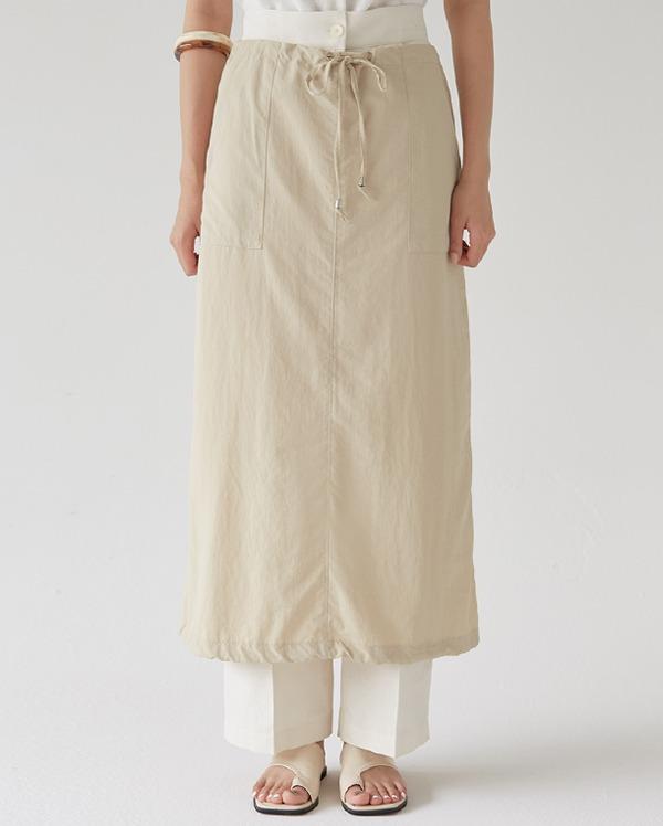nylon string skirt