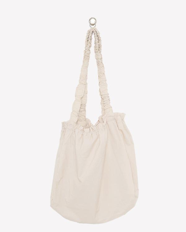 silk shirring eco bag