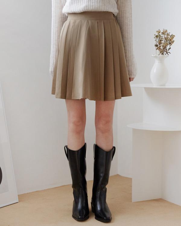 anderson pleats skirt