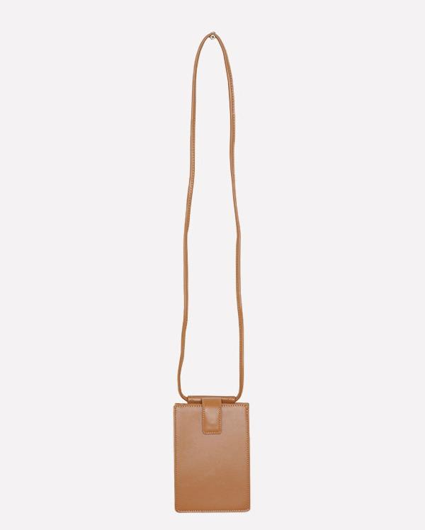 mini leather cross bag