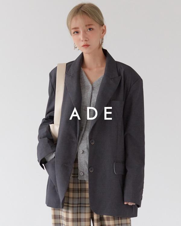 over-fit standard jacket
