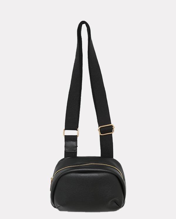 wearable round mini bag