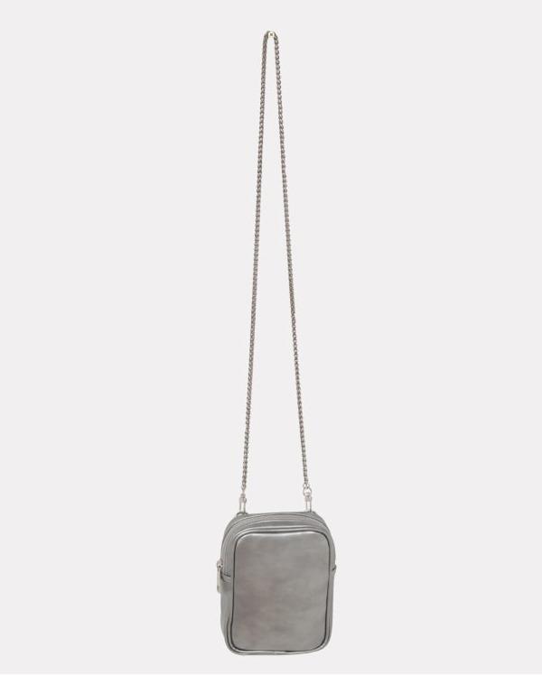 chain minisize square bag