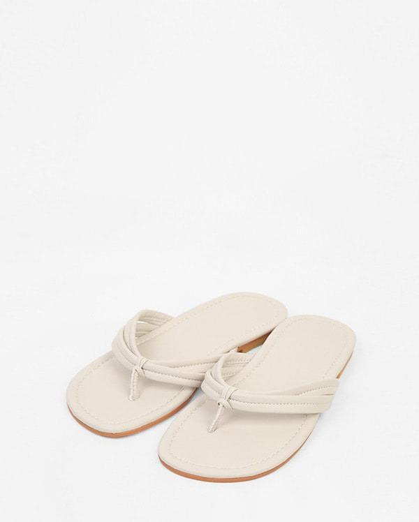 two strap flip flop slipper (225-250)