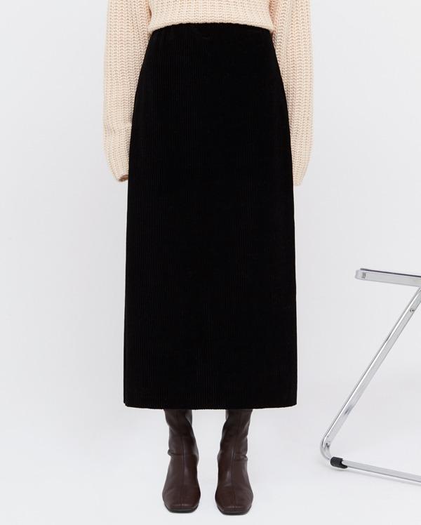 a golgi long slit skirts