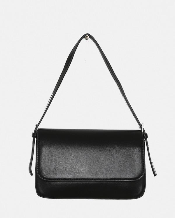 must square shoulder bag