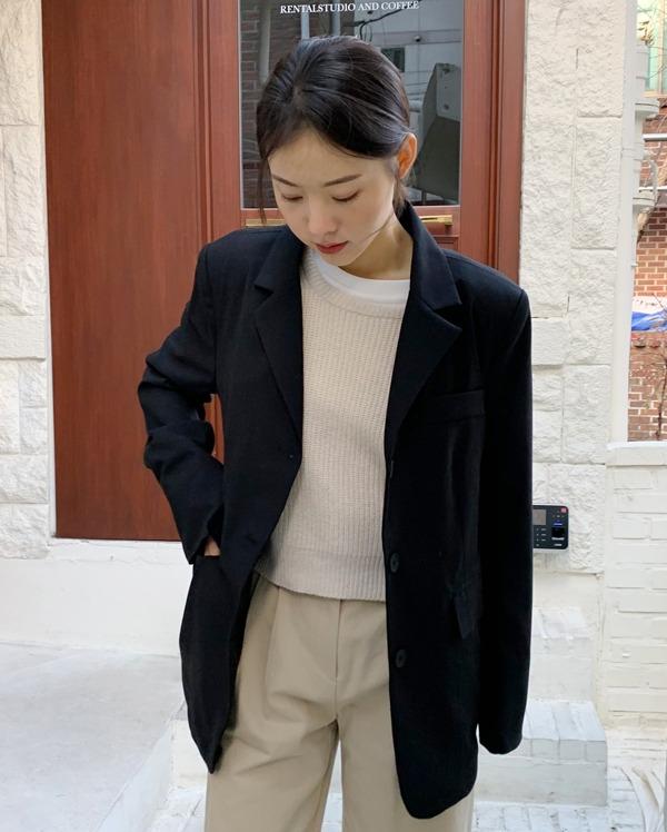 begin simple jacket
